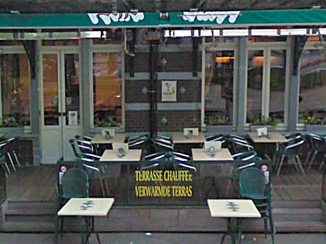 Huy (Belgium) novembre 2011 The place where the Manifesto Brut was born