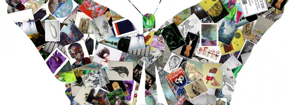 June, 6-7-8, 2014 Projection of Murales per studio.ra, video and photomontage of images by 165 international artists, created and curated as a London Biennale 2014 Pollination project by Raffaella Losapio,...