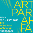 Art Paris Art Fair Grand Palais, 26 – 29 March 2015 Guests of Honour: Singapore and Southeast Asia www.artparis.com From 26th to 29th March 2015, Art Paris Art Fair brings […]
