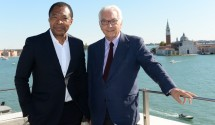 la Biennale di Venezia 56th International Art Exhibition curated by Okwui Enwezor All the World's Futures Venice (Arsenale and Giardini), May 9th – November 22nd, 2015 (Preview: May 6th, 7th...