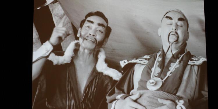 Genghis Khan (1950), Manuel Conde, Carlos Francisco