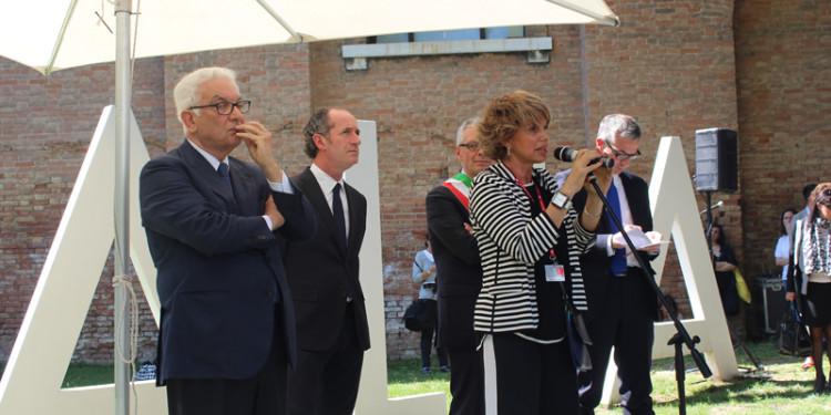Opening Padiglione Italia - Arsenale
