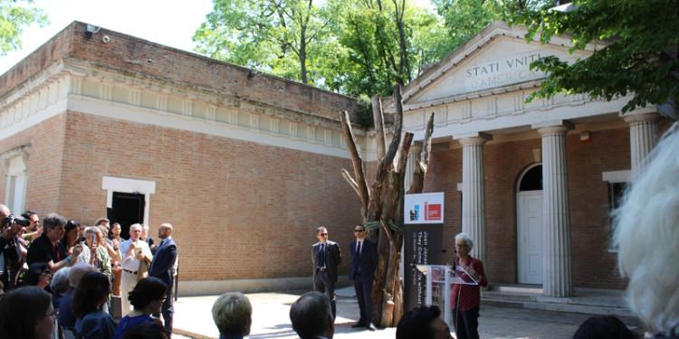Stati Uniti opening, Giardini