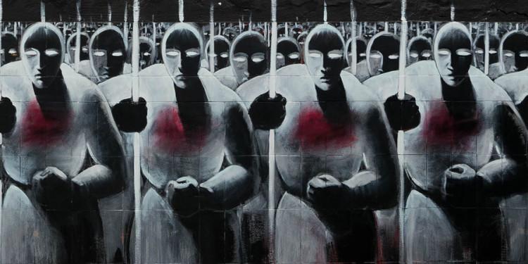25. Forza tutt, la barricata dell'arte, Bordeaux Edizioni