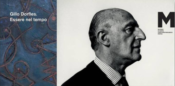 Gillo Dorfles, fotografia Ugo Mulas, Milano 1966 @ Eredi Ugo Mulas