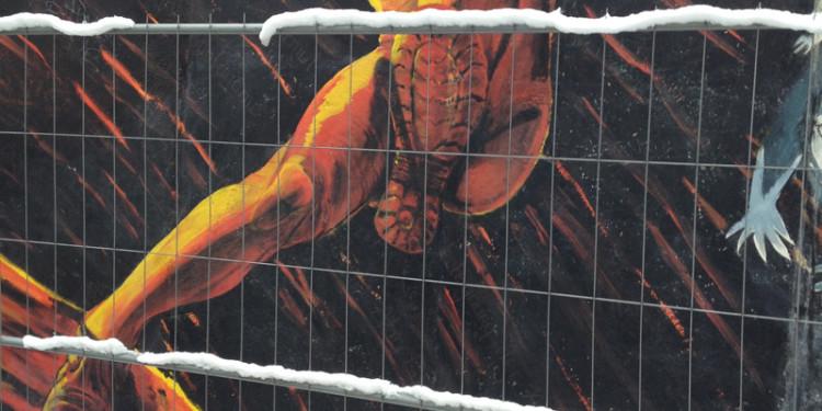 Berliner Mauer - Muro di Berlino