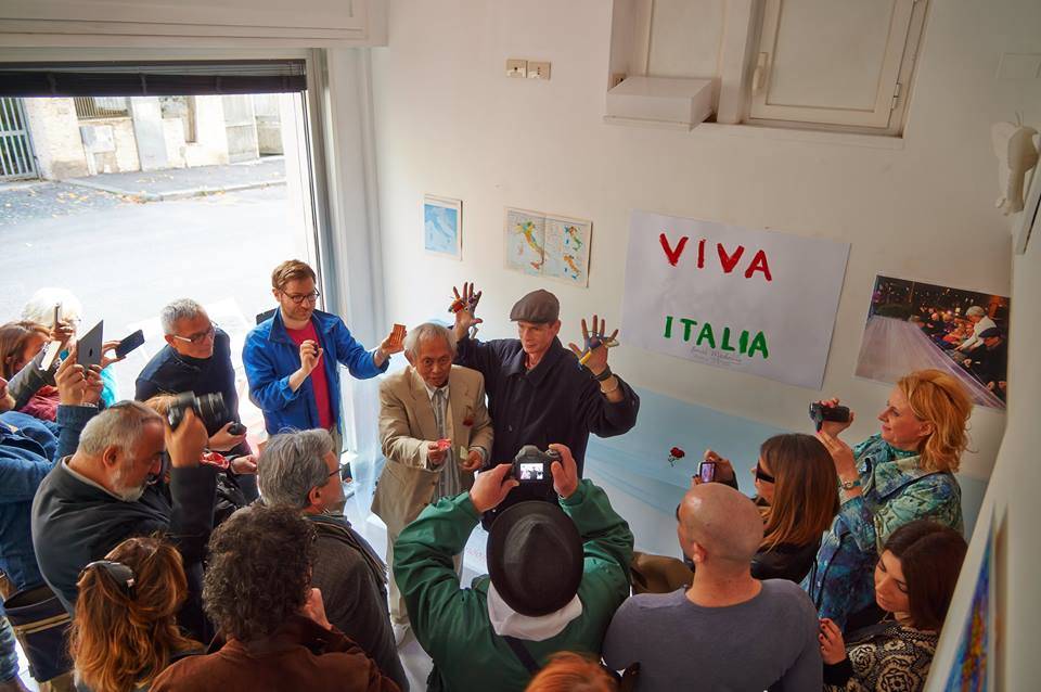 Viva Italia, Studio.ra, Roma