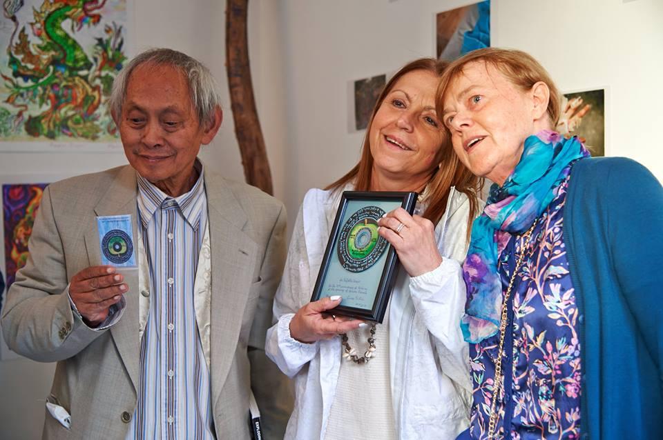 disco-platino-David-Medalla-Raffaella-Losapio-Laura-Cristin