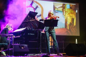 Bimba Landmann.L'unicorno dal corno d'oro.Moda Musica. 16 juillet 2016. Mcarthur Glen.Castel Romano.Michela Cuccagna©