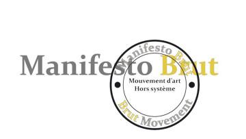 logo manifesto Brut