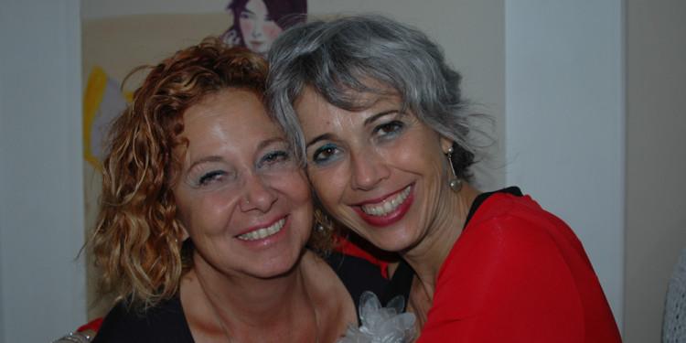 Eleonora Del Brocco, Claudia Bellocchi, Opening Roberta Kravitz, Studio.ra (Roma)