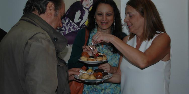 Opening Roberta Kravitz, Studio.ra (Roma)