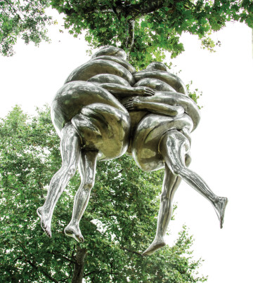 The Couple (2003) di Louise Bourgeois,