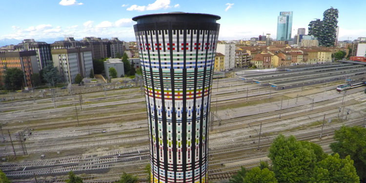 Torre Arcobaleno (Rainbow Tower)