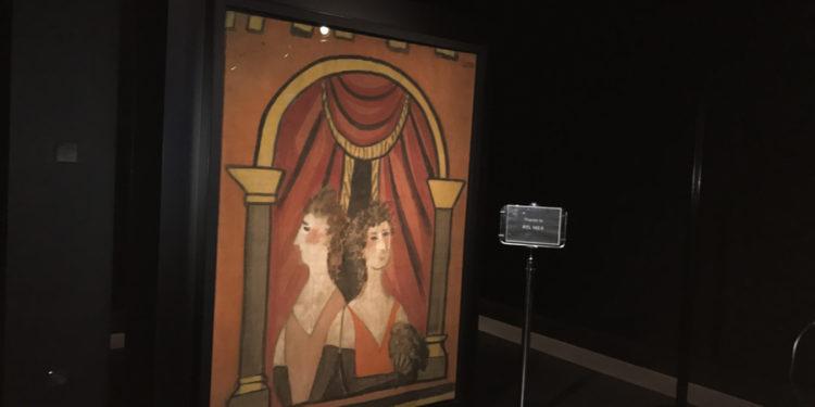 La Loge (Le Balcon)' di Pablo Picasso, restaurata con il supporto di RTL 102.5