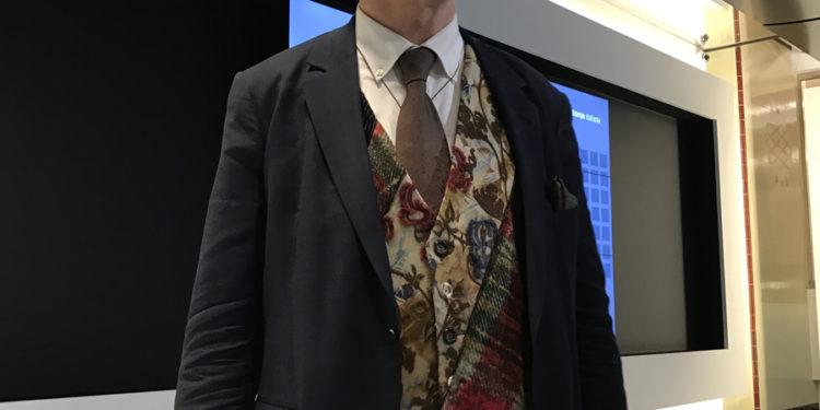 James Bradburne, direttore generale Pinacoteca di Brera