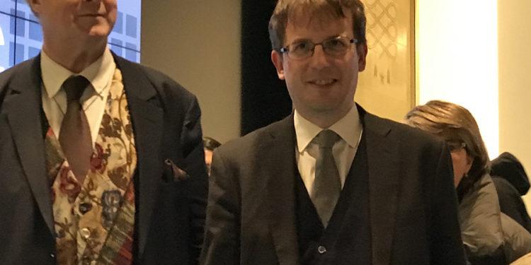 James Bradburne, direttore generale Pinacoteca di Brera, Filippo Del Corno, Assessore alla Cultura Comune di Milano