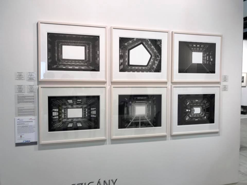 ÁKOS CZIGÁNY - VÁRFOK GALLERY - SKIES: HOMMAGE Á HIROSHI SUGIMOTO - SKY 2010-Courtesy Várfok Gallery