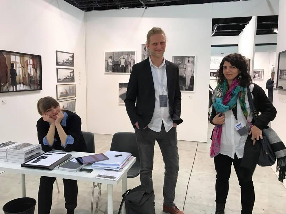 INDA Gallery - MARIANNE CSAKY, AGNES EPERJESI, LILLA SZASZ