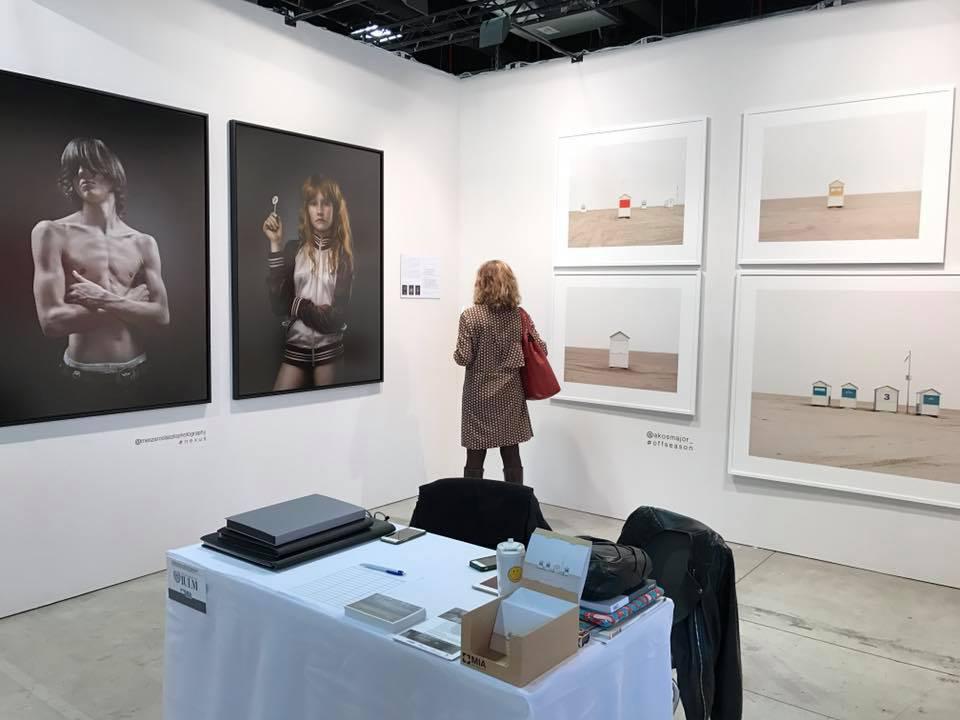TOBE Gallery - AKOS MAJOR, LÁSZLÓ MÉSZÀROS, ANIKÓ ROBITZ
