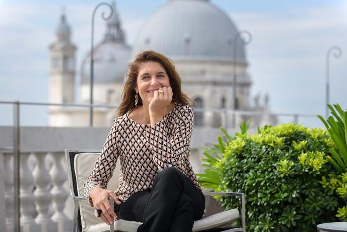Christine Macel, photo Andrea Avezzù, courtesy of La Biennale di Venezia