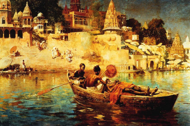 Edwin Lord Weeks_The Last Voyage_1885