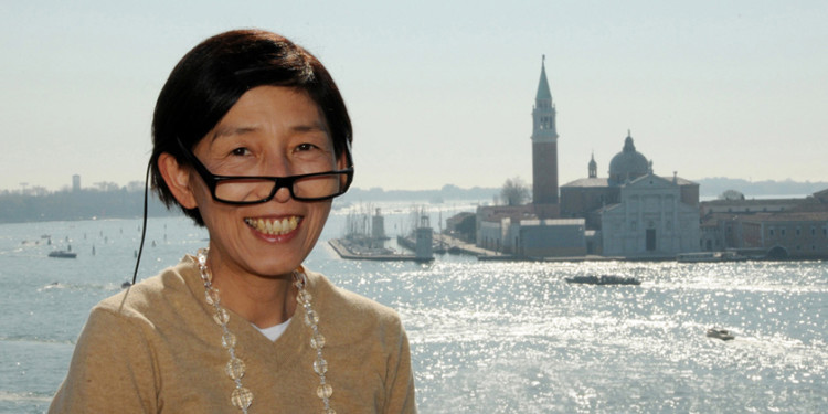 Kazuyo Sejima DIrector Architecture Biennale Venice