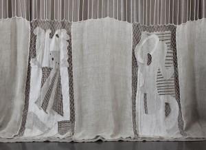 Levi Montalcini Futurist Curtains, 1932-1934 Edition of 4 300 x 300 cm Courtesy of Galleria Rossella Colombari, Italy