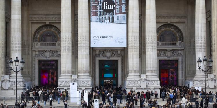 Grand Palais, FIAC 2010, Paris