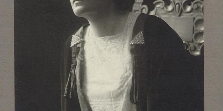 Mario Nunes Vais, Ritratto di Eleonora Duse, 1905 circa Venezia, Fondazione Giorgio Cini