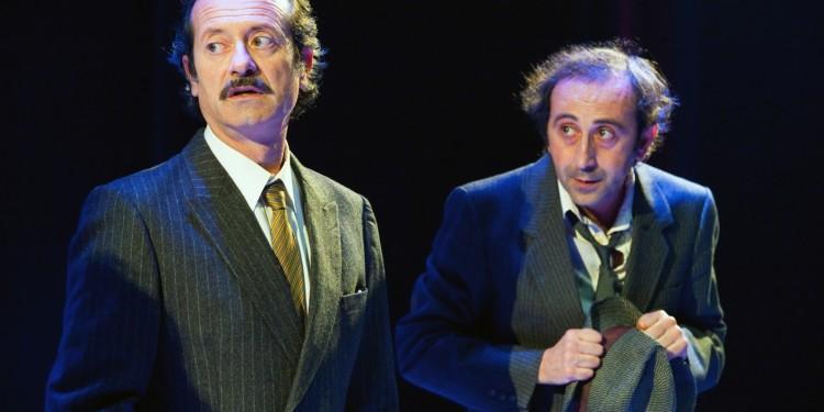 Rocco Papaleo e Giovanni Esposito