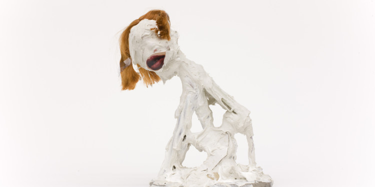 Meese Repro Sculpture - Courtesy Jonathan Meese et Galerie Daniel Templon, Paris/ Photo Jan Bauer