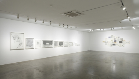 Sungsic Moon - installation view