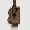 "Pablo Picasso (Spanish, 1881-1973) Guitar. Paris, after mid-January 1914 Ferrous sheet metal and wire 30 1/2 x 13 3/4 x 7 5/8"" (77.5 x 35 x 19.3 cm) The Museum of Modern Art, New York. Gift of the artist"