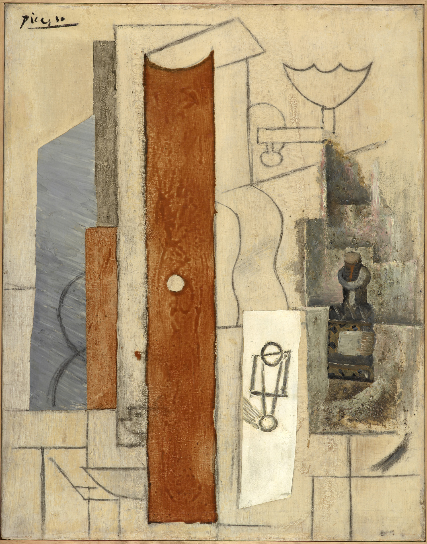 MoMA EXHIBITION EXPLORES PICASSO\'S ICONIC GUITAR SCULPTURES AND HIS ...