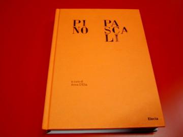 "Book ""Pino Pascali"", curated bu Anna D'Elia, Electa 2010"