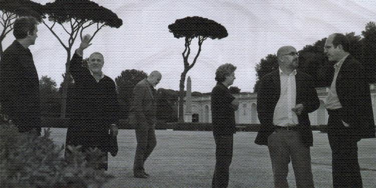 SEI STORIE di Guglielmo Gigliotti, Copertina © Claudio Abate, Edizioni Carte Segrete, 2011