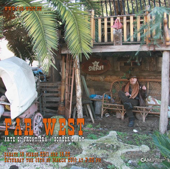 A. Manfredi, Lo sceriffo del Parco Verde, Caivano, 2009 Video