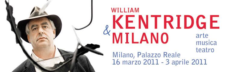 William Kentridge & Milan