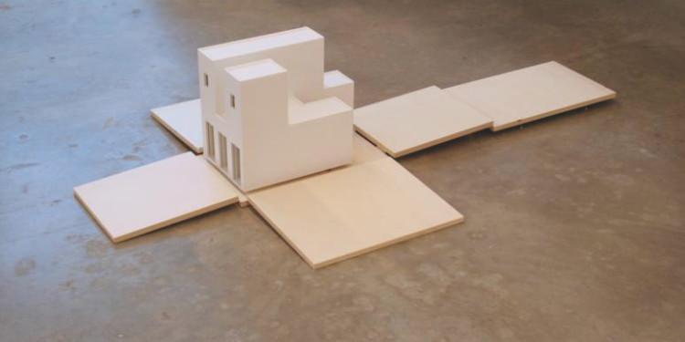 Jeroen van Bergen, Remake snackbarfrituurkapel 001, 2010