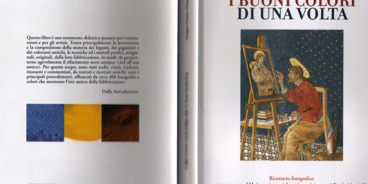 """Copertina libro """"I BUONI COLORI DI UNA VOLTA"""" di Sergio Paolo Diodato - Abruzzo Libri, Edizioni Menabò, 2010"""