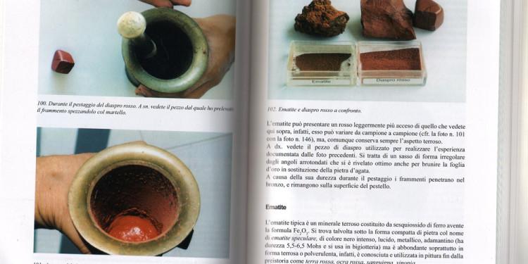 Ematite e diaspro rosso. pag. 160-161