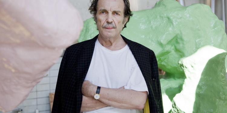 Franz West Photo: Markus Rössle, 2009