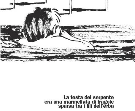 Anna Bruni, Soldatini bruciacchiati, illustrato da Stefano Guerriero