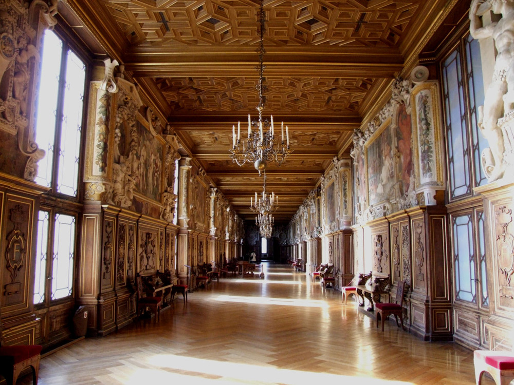 Chateau fontainebleau interior 1f mediaproject for Interieur windsor