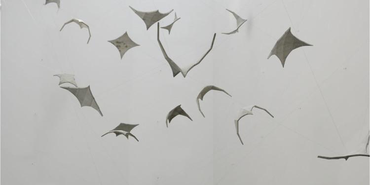 HECTOR ZAMORA, SYNCLASTIC ANTICLASTIC, 2010 - Foto sono di Li Bei, Corso di storia dell'arte contemporanea di Vittoria Biasi, accademia belle arti Firenze.