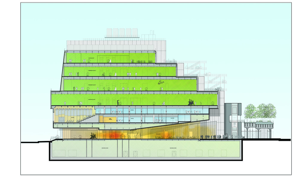 Mayor Michael R Bloomberg Joins Whitney Museum Of