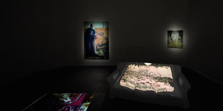 7_View of the exhibition_Performing History_Romanian Pavilion Venice Biennale 2011_photo Roman Mensing artdoc.de