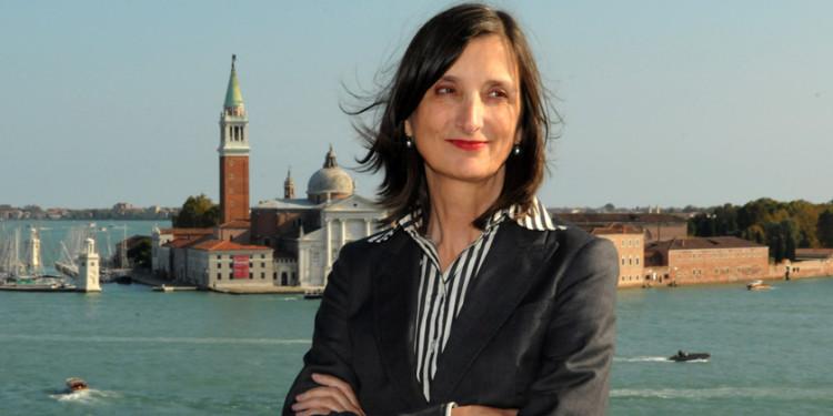 Bice Curiger, Director of 54th International Art Exhibition – la Biennale di Venezia Photo: Giorgio Zucchiatti Courtesy: la Biennale di Venezia