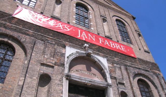 JAN FABRE. PIETAS Venice, Nuova Scuola Grande di Santa Maria della Misericordia
